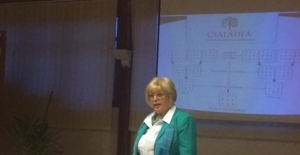 Dr. Gelléri Julianna volt a Vital Forum vendége
