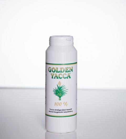 Golden Yacca 100% kapszula 150g-os