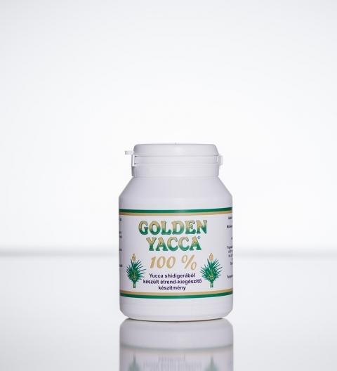 Golden Yacca 100% kapszula 70g-os