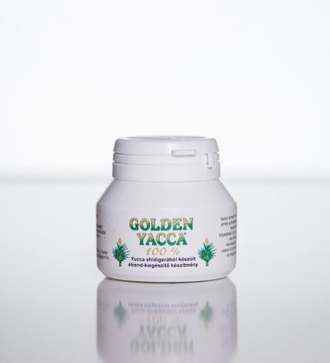 Golden Yacca 100 % kapszula