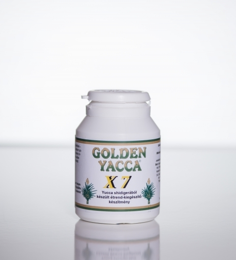 Golden Yacca X7 70g