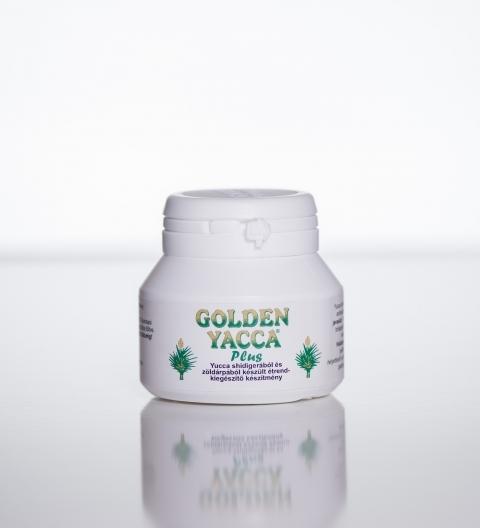Golden Yacca Plus kapszula 22g-os