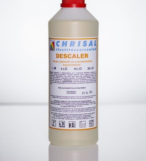CHRISAL DESCALER